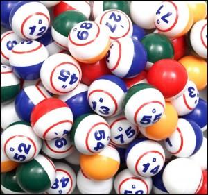 Bingo-Ballen